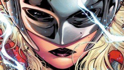 Marvel anuncia que Thor ahora es mujer