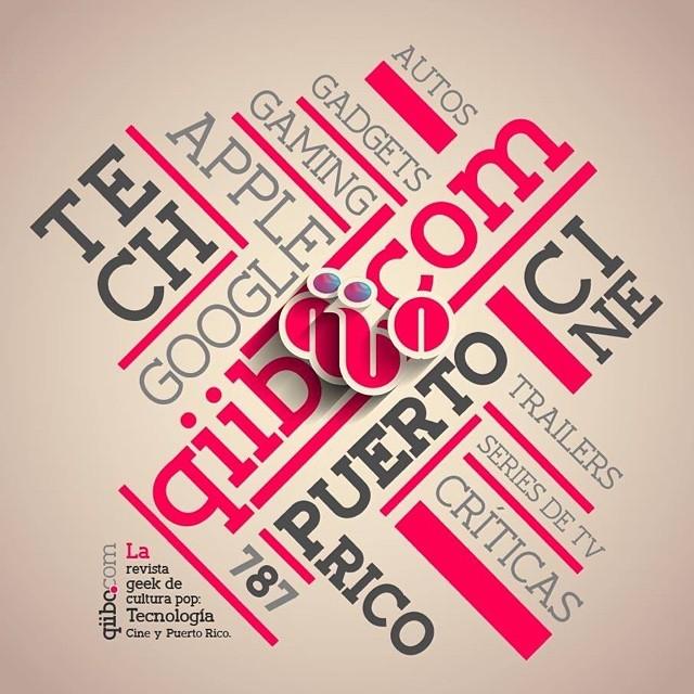 Lo que te interesa para nosotros es noticia. QiiBO.com // #Tech #Cine #PuertoRico #Apple #Google #Autos #Videogames