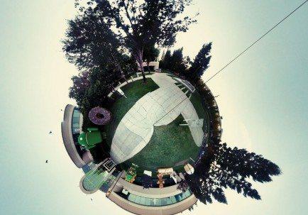 Photo Sphere Camera iPhone