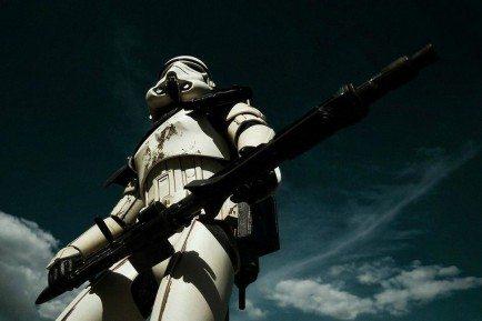 Stromtroopers Star Wars: Episode VII